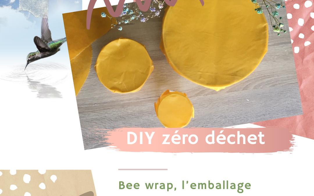 Beewrap, l'emballage écologique