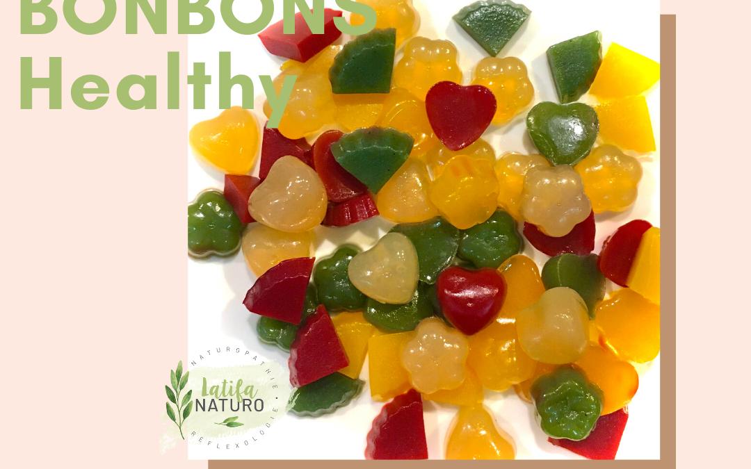 Bonbons healthy